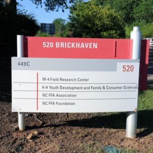 520 Brickhaven Sign May 2017
