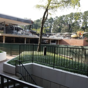 Talley Project, Bookstore Demolition