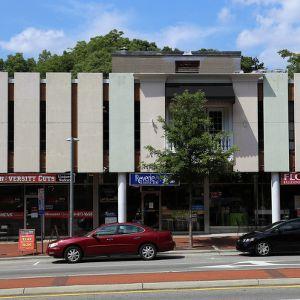 Businesses along the 2500 Hillsborough Street Block