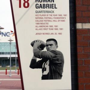 Carter Finley Stadium, Pillar Gabriel