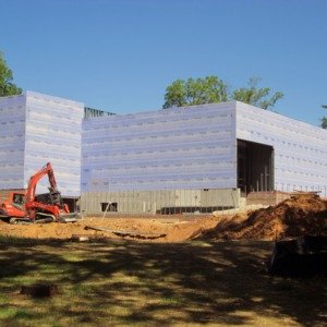 Gregg Art Museum Project, March 2016