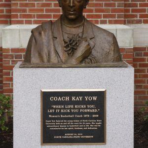 Kay Yow memorial