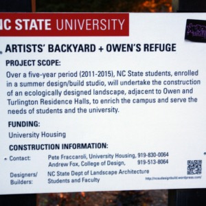 Owen And Turlington Sign (Front)