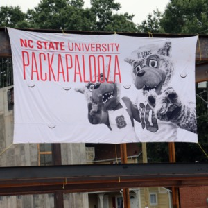 Banner for Packapalooza 2014