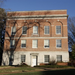 Peele Hall, West Side