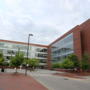 SAS Math Building April 2017