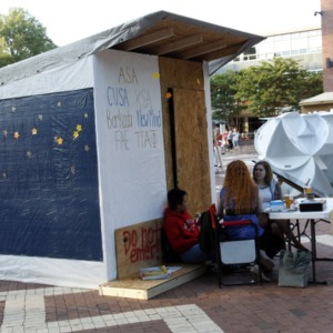 Shack-A-Thon fundraiser for Habitat for Humanity