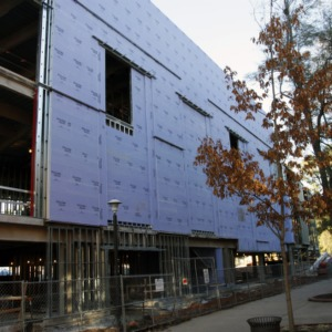 Talley Student Center renovation