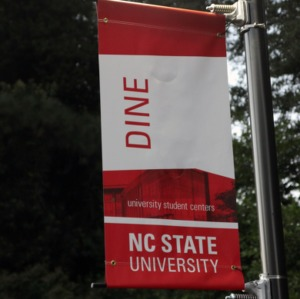 Banner for Talley Student Center