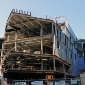 Talley Student Center Project