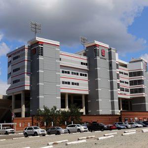 Vaughn Towers at Carter-Finley Stadium