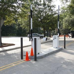 Watauga Club Gateway - New Vehicle Gate