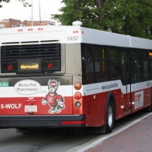 Wolfline Werewolf Bus