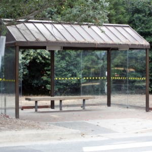 Wolfline Bus Shelter