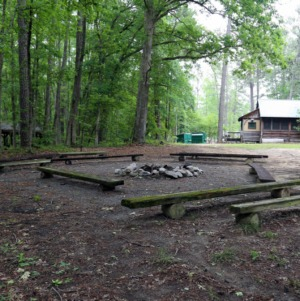 Camp Milstone, Campfire
