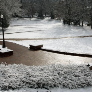 Campus Snow