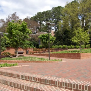 Plaza at Talley Student Center
