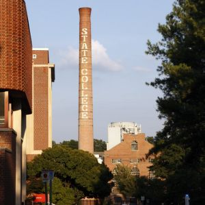 State College Smokestack
