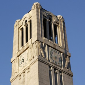 Top of Bell Tower
