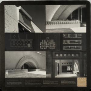 Greenwood Mausoleum (Fort Worth, Texas), Texas Architecture Award 1961