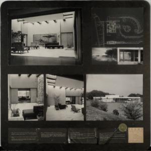Mr. & Mrs. John Treanor Residence (Abilene, Texas), Texas Architecture Award 1961