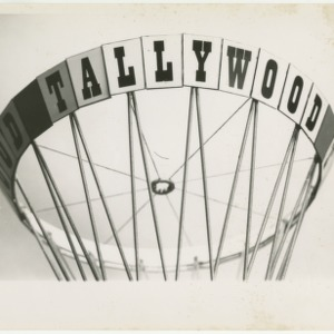 Tallywood Sign -- Design Photos