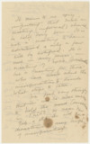 Correspondence to Dr. Albert Leffingwell, August 25, 1903