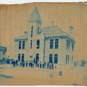 View, unidentified building