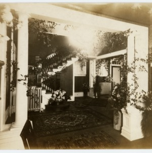 William Dunn House, Interior View