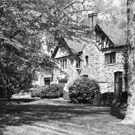 Side View, Hamilton C. Jones III House