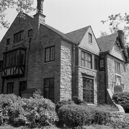 Front View, Hamilton C. Jones III House