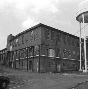 Front, Bellevue Manufacturing Company