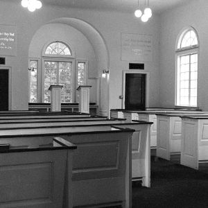 Interior , First Church of Christ, Scientist