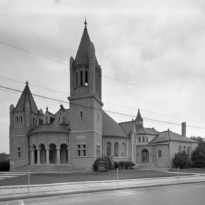 Exterior Front, Centenary Methodist Church