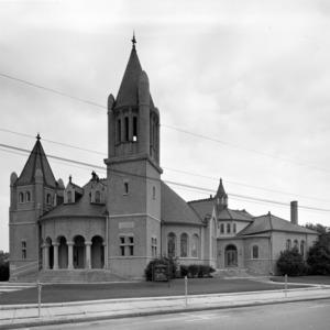 Exterior Front, Centenury Methodist Church
