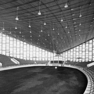 Interior, Dorton Arena