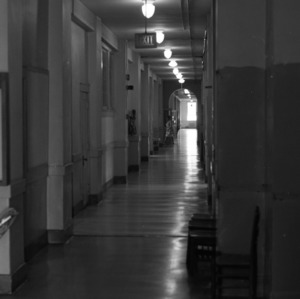Interior Hallway, Fourteenth Street Colored Grade School