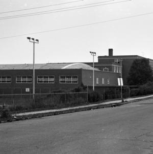 Fourteenth Street Colored Grade School, Rear View