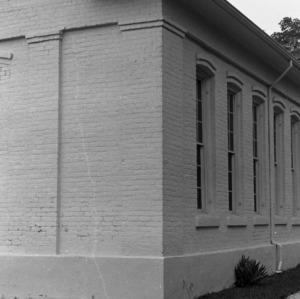 Facade, Ellis Street Grammar School