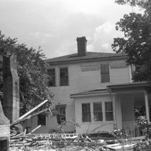 Dr. Wilbert Jackson House, Rear View