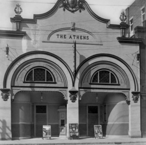 Athens Theater -- Exterior