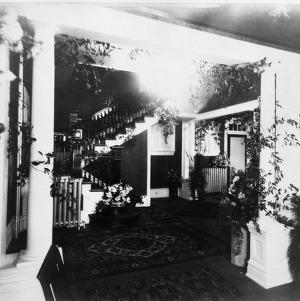 Lobby, William Dunn House