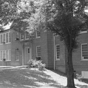 North Durham Grammar School, Front View