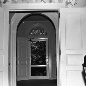 Interior Doors, W.F. Womble House