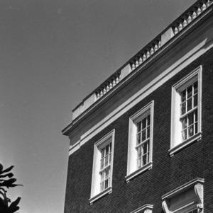 Cornice, Winston-Salem City Hall