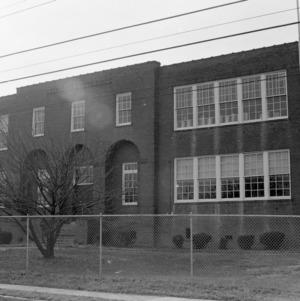 Oblique Front, Waughton School