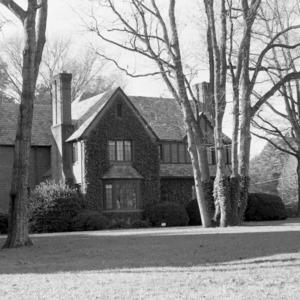 Front View, Clifton E. Pleasants House