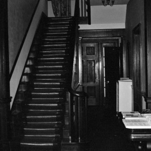 Interior Lobby, Charles Siewers House