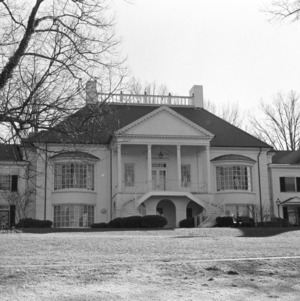 Front View, Forsyth Country Club