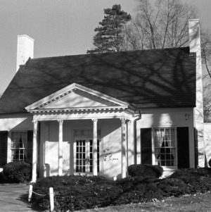 Side Building, Forsyth Country Club